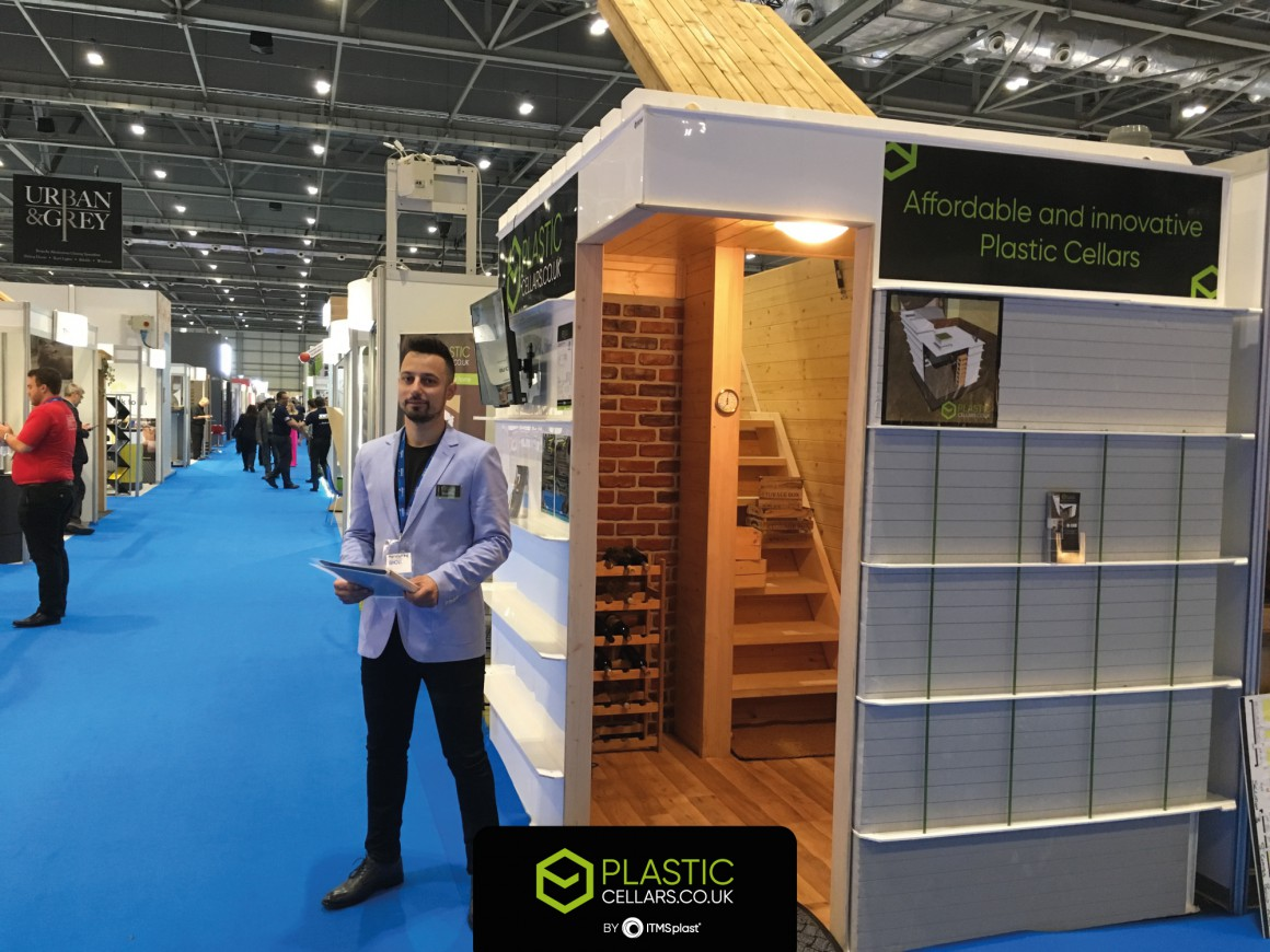 Homebuilding show LONDON 2017